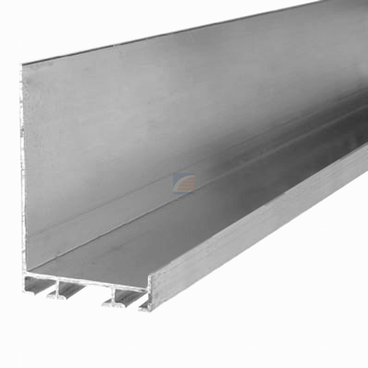 Bodemprofiel voor 40mm panelen
