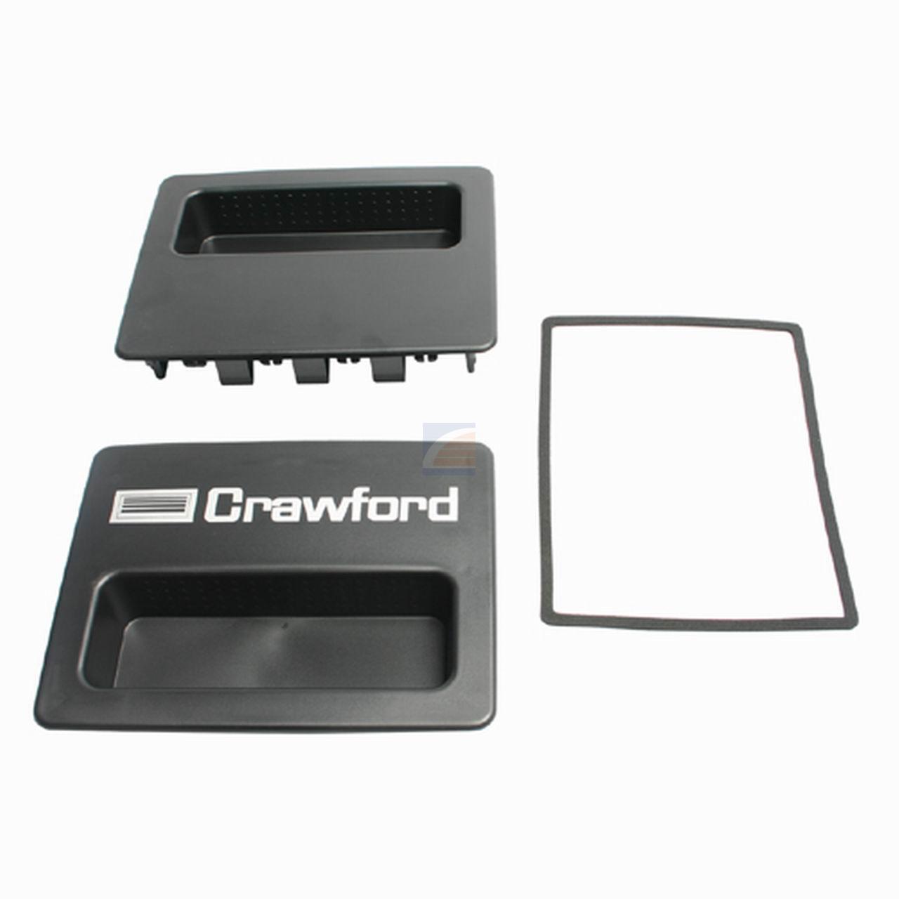 Crawford handgreep / voetplaat