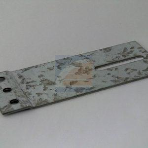 Railplaat 60x150mm