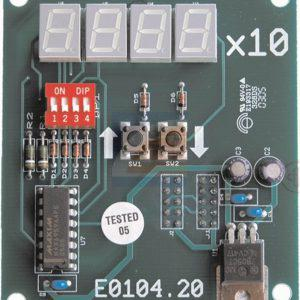 Mtec service module K5