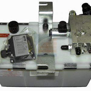 Hydrauliek aggregaat voor teledock