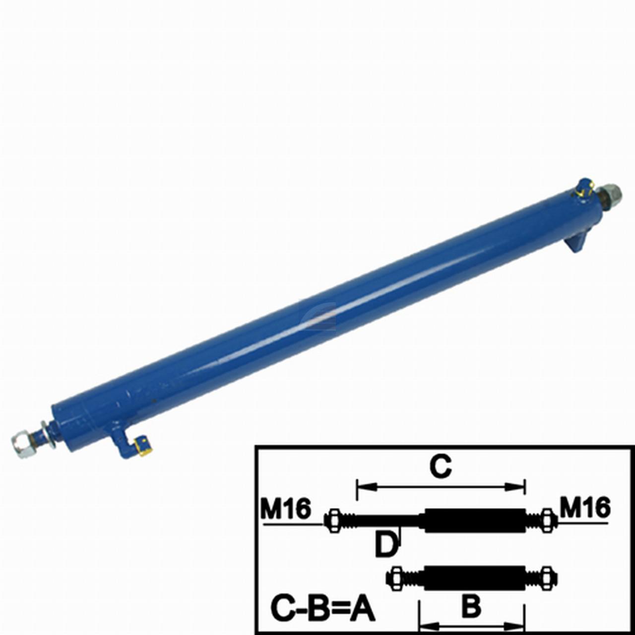 Crawford/Hafa hydrauliek cilinder