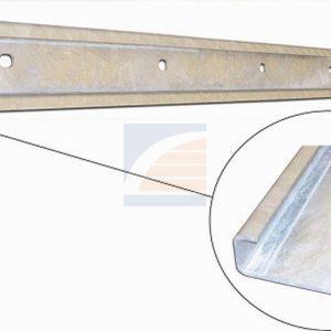 Geleiderail type Z