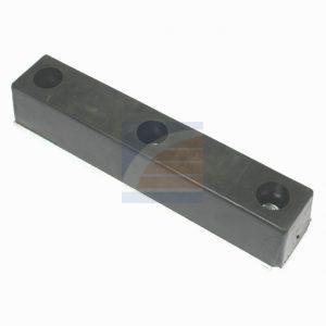 Buffer compleet 400 x 80 x 70mm